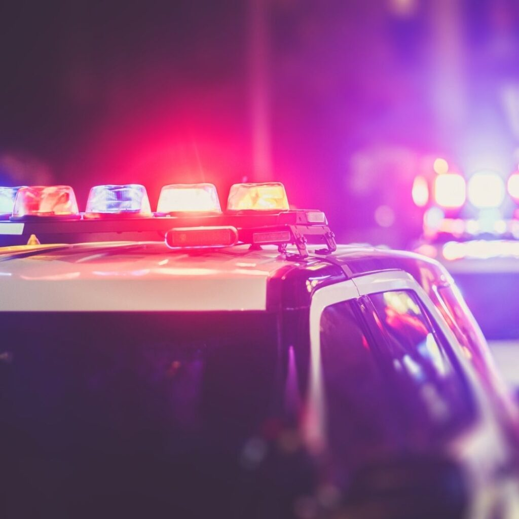 spaanse politiewagen sirenes